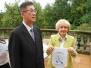 L\' ambasciatore di Taiwan in visita all\'UCMed
