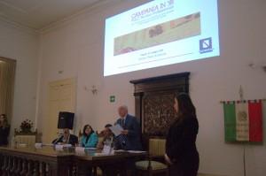 """Presentazione Polo all'Istituto """"Elena di Savoia"""" Napoli"""