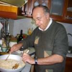 Sergio Corbino, università cucina mediterranea, ricette