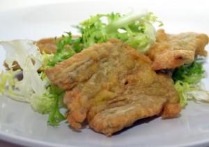 1-carciofi indorati e fritti